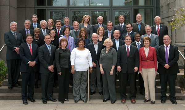 Law Board Members, Northwestern Law