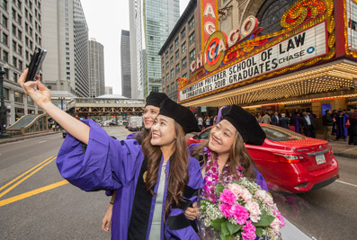 2018 Convocation Day at The Chicago Theater