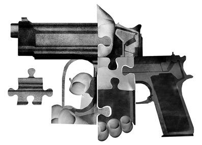 Cause of Gun Violence