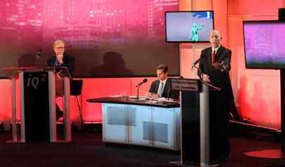 First Inaugural Minow Debate
