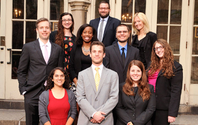 Recent Graduates Named Pritzker Public Interest Fellows