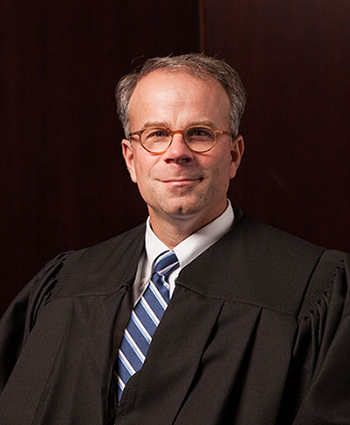Judge Michael Scudder