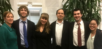 Northwestern Law Negotiation Team