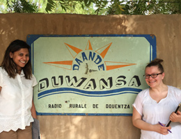 Law students in Douentza, Mali
