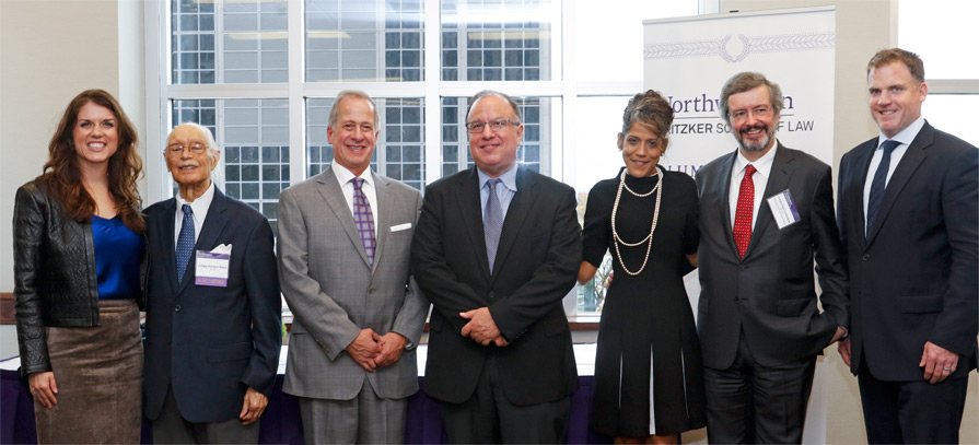 Six Honored at 2015 Alumni Awards Luncheon