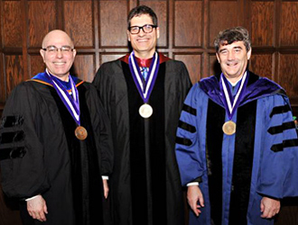Northwestern Law Chair Ceremony