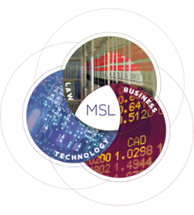 Law Business Technology Diagram - MSL Degree