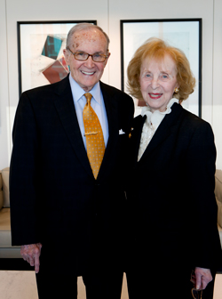 Newt and Jo Minow