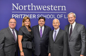 Pritzker Naming Announcement