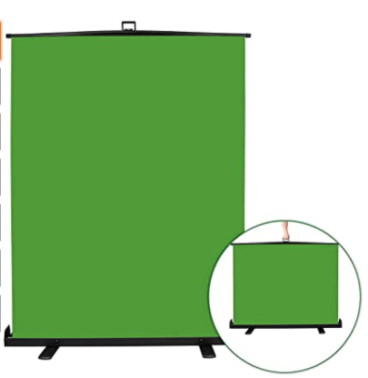 pull-up-green-screen