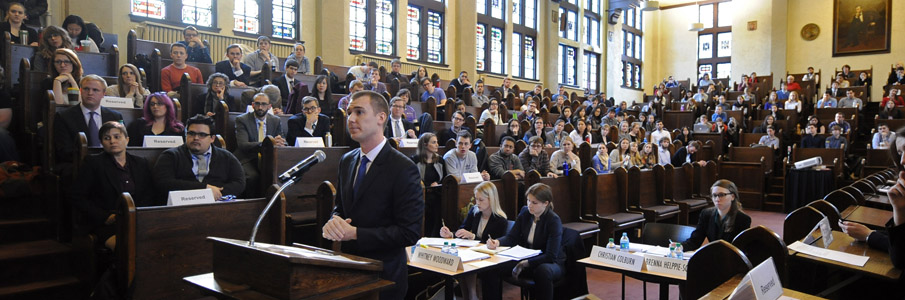 Moot Court and Trial Teams