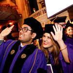 Northwestern Law Convocation