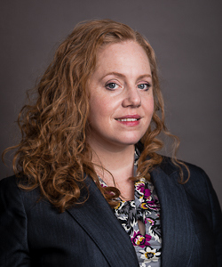 Stephanie Kollmann, Policy Director