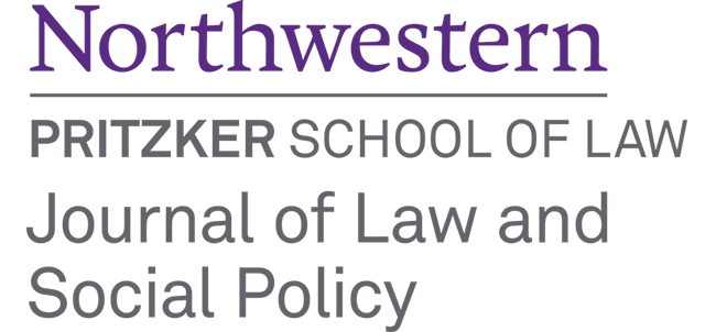 The Journal of Law and Social Policy logo