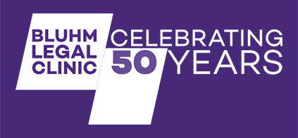Bluhm Legal Clinc 50th Anniversary