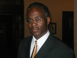 Herman Atkins in 2002. (Photo: Jennifer Linzer)